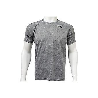 Adidas D2M melert tee BK0933 menns T-skjorte