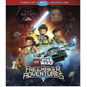 Lego Star Wars: Freemaker Adventures [Blu-ray] USA import