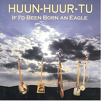 Huun-Huur-Tu - If I'D Been Born an Eagle [CD] USA import