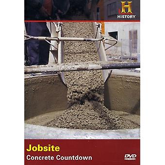 Baustelle-Beton Countdown [DVD] USA import