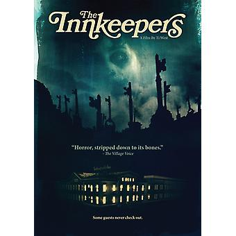 The Innkeepers [DVD] USA import