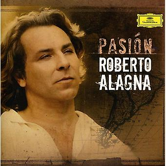 Roberto Alagna - Pasi N [CD] USA import