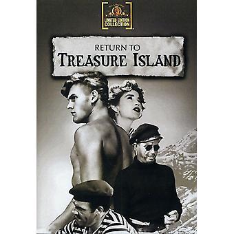 Return to Treasure Island [DVD] USA import