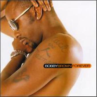 Bobby Brown - Forever [CD] USA import