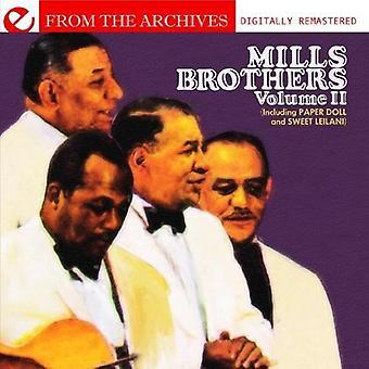 Møllene Brothers - Vol. 2-Mills brødre: fra the Archives [DVD] USA import