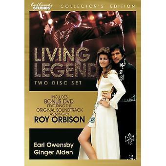 Living Legend [DVD] USA importen