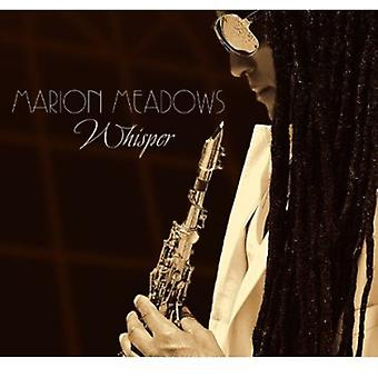Marion Meadows - Whisper [CD] USA import