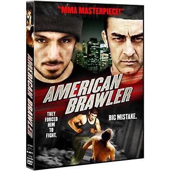 American Brawler [DVD] USA importerer