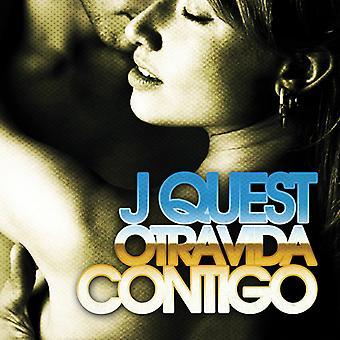 J Quest - Otra Vida Contigo [CD] USA import