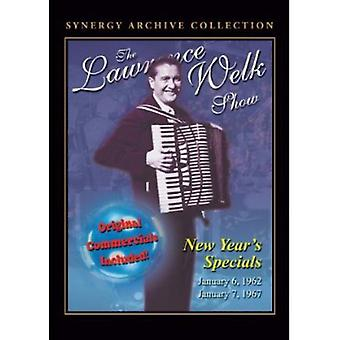 Lawrence Welk - New Years Specials [DVD] USA import