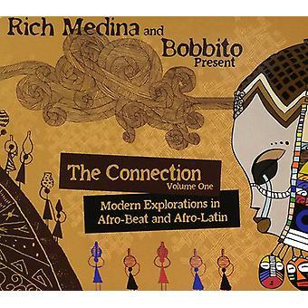 Medina, rige/Bobbito - Medina, rige/Bobbito: Vol. 1-forbindelse [CD] USA import