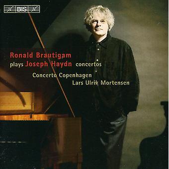 J. Haydn - Ronald Brautigam spielt Joseph Haydn [CD] USA import