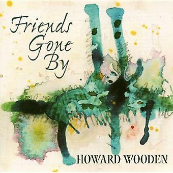 Howard Wooden - venner gået af [CD] USA import