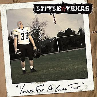Little Texas - Young for a Long Time [CD] USA import
