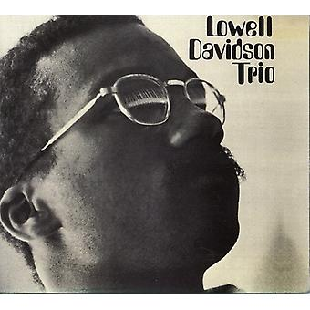 Lowell Davidson - Lowell Davidson Trio [CD] USA import