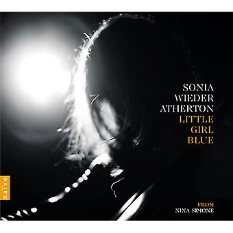 Simone / Wieder-Atherton / Fontaine - Little Girl Blue [CD] USA import