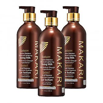 Makari Exclusive Lotion - 3 Packs