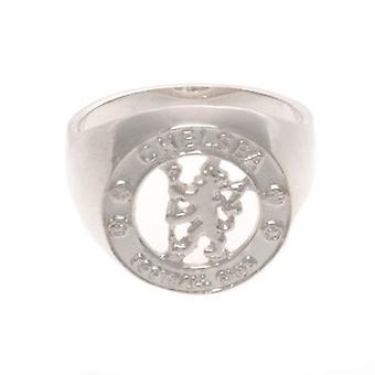 Chelsea Sterling Silver Ring Medium