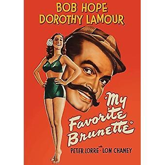 Mi Brunette preferido (1947) importar de Estados Unidos [DVD]