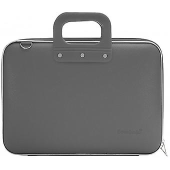 Bombata Classic Mediobombata 13inch Laptop Bag - Charcoal