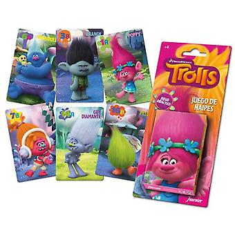 Fournier Baraja Child Trolls (Toys , Boardgames , Cards)