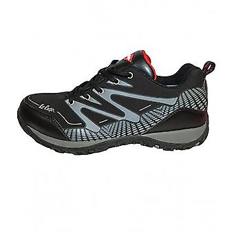 Lee Cooper Mens S3 SRC Lace Up Safety Trainers