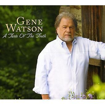 Gene Watson - Taste of the Truth [CD] USA import
