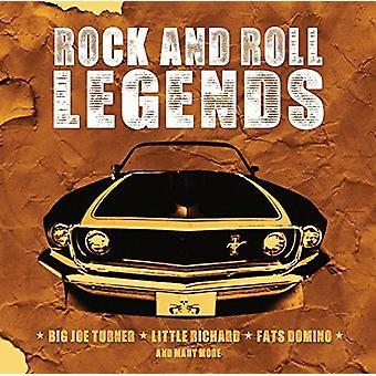 Verschiedene Künstler - Rock & Roll-Legenden [Vinyl] USA importieren