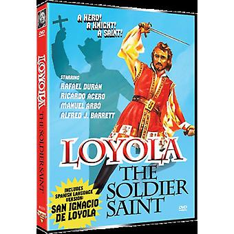 Loyola the Soldier Saint [DVD] USA import