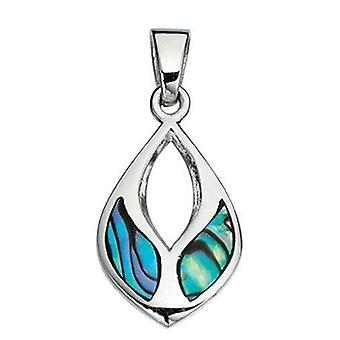 925 Silver Enamel necklace