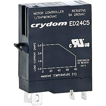 SSR 1 pc(s) Crydom ED24C5R Current load (max.): 5 A Switchin