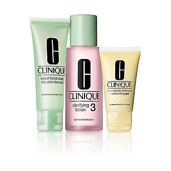 Clinique Daily Care Solutions 3 Piece Set New In Box