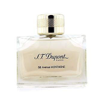 S. T. Dupont 58 Avenue Montaigne Eau De Parfum Spray 90ml/3 ounce