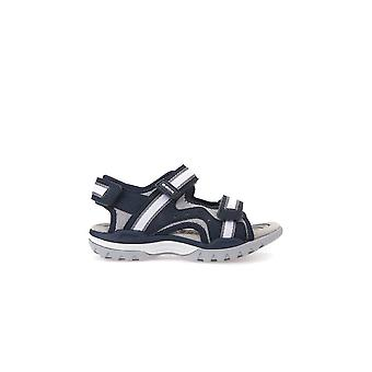 Geox J Borealis Boy Navygrey J820RB01050C0661 universal  kids shoes