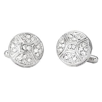 Iced out Hip Hip cufflinks - Deliousous bling