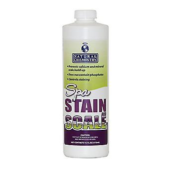 Natural Chemistry 04122 Spa Stain & Scale Free 16 oz