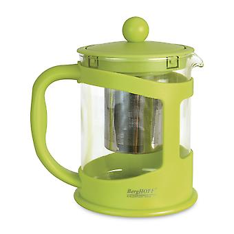 BergHoff Studio - Teapot with Infuser - Borosilicate Glass - Various Colours