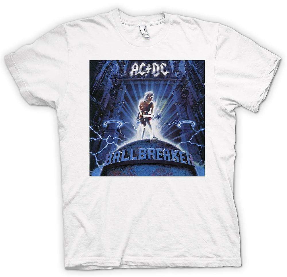 Mens T-shirt - AC / DC Ballbreaker - Band