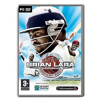 Brian Lara Cricket 2007 (PC DVD)