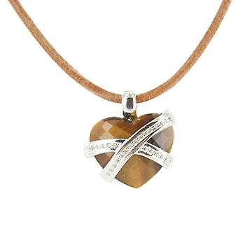 Heartbreaker by Drachenfels Ladies silver pendant necklace LR ON 44