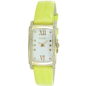 Joop women's watch wristwatch JP101292F05 spark grass analog quartz leather