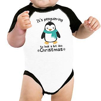 C'est le cadeau humoristique Penguin-Ing pour Noël drôle Pet Shirt blanc