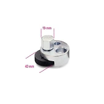 Beta 014330011 1433 11 11mm Roller Stud Extractors With 1/2 Square Drives