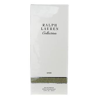 Ralph Lauren Sage Eau De Parfum 3,4 oz/100 ml ny i boks