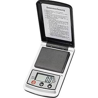 VOLTCRAFT PS-200B Pocket scales Weight range 200 g Readability 0.1 g battery-powered