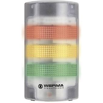 Signal tower LED Werma Signaltechnik 691.200.55 White