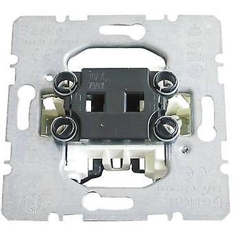 Berker Insert Toggle switch, Circuit breaker B.7 Glass,