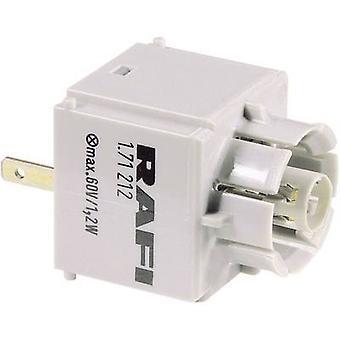 RAFI 1.71212.011 Light Bulb Holder W 2 X 4.6 D Max 60 V -