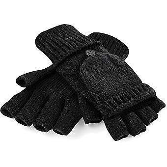 Outdoor Look Mens Durness Fingerless Thermal Winter Gloves