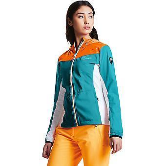 Tør 2b dame suveræne vandtæt Softshell Ski jakke